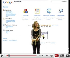 Google-Girl Meike