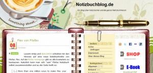 Notizbuchblog