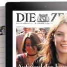 DIE ZEIT mit neuer App